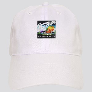 Peaches Records and Tapes logo Cap