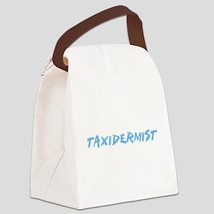 Taxidermist Profession Design Canvas Lunch Bag