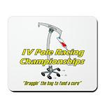 IV Pole Racing Championships Mousepad