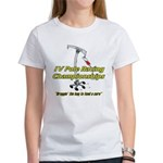 IV Pole Racing Championships Women's T-Shirt