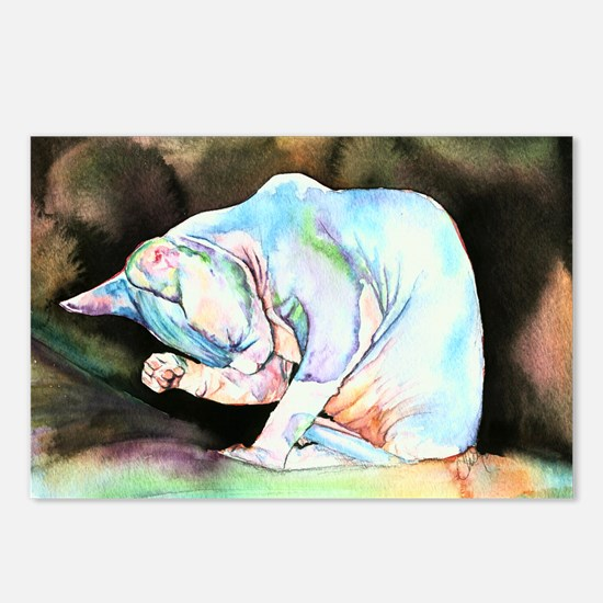 Sphynx Postcards (Package of 8)