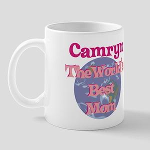 Camryn - World's Best Mom Mug