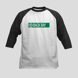 """Back Bay"" Kids Baseball Jersey"