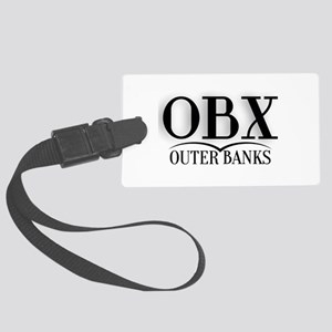 Outer Banks Large Luggage Tag