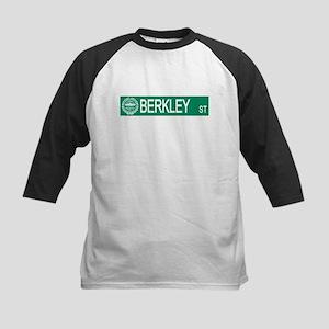 """Berkley Street"" Kids Baseball Jersey"
