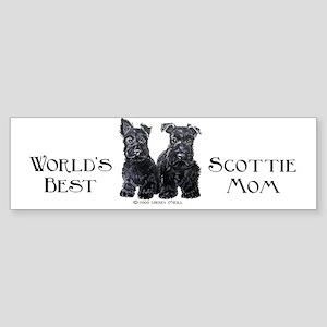 Scottish Terrier Puppies Best Bumper Sticker