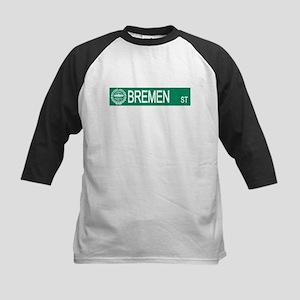 """Bremen Street"" Kids Baseball Jersey"