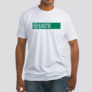 """Eastie"" Fitted T-Shirt"