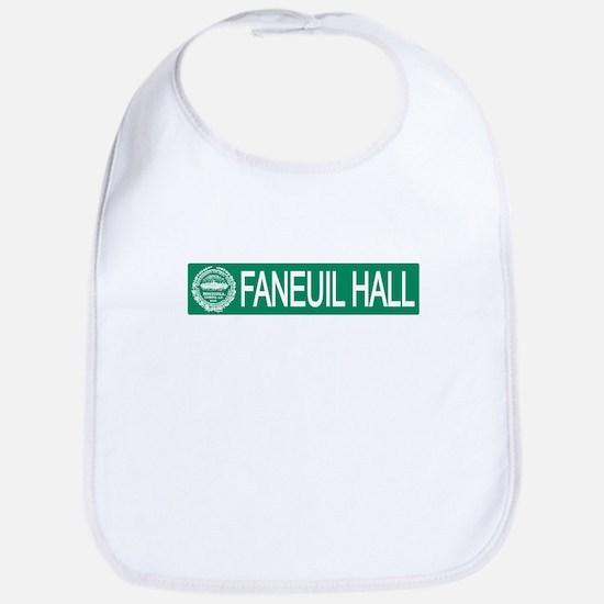 """""""Faneuil Hall"""" Bib"""