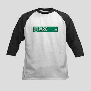 """""""Park Street"""" Kids Baseball Jersey"""