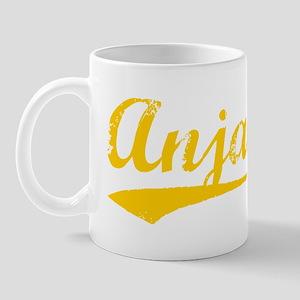 Vintage Anjali (Orange) Mug