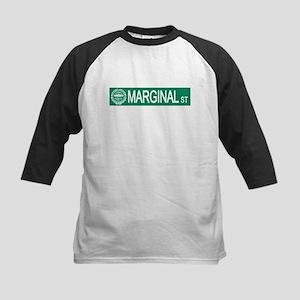 """""""Marginal Street"""" Kids Baseball Jersey"""