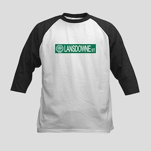 """Lansdowne St"" Kids Baseball Jersey"