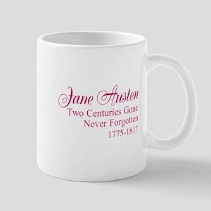 Austen Anniversary Mugs