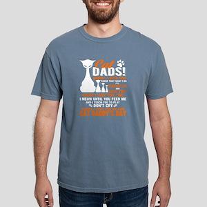 Cat Dads T Shirt, Cat Daddy's Day T Shirt T-Shirt