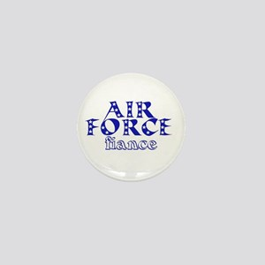 Air Force Fiance Mini Button