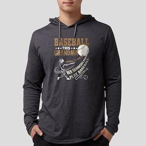 Baseball T Shirt, Baseball Gra Long Sleeve T-Shirt