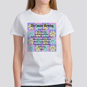 The Canine Blessing Women's T-Shirt