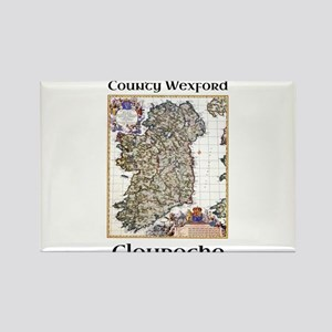 Clonroche Co Wexford Ireland Magnets