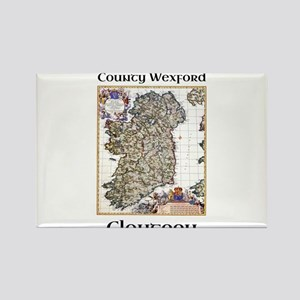 Clongeen Co Wexford Ireland Magnets