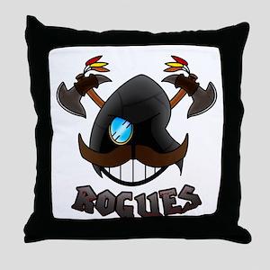 Rogue Throw Pillow
