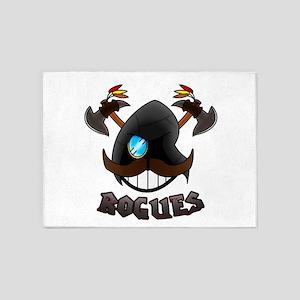 Rogue 5'x7'Area Rug