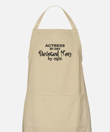 Actress Devoted Mom BBQ Apron
