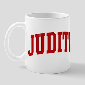 JUDITH (red) Mug