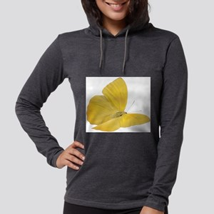 Yellow Butterfly (Bug 7) Long Sleeve T-Shirt