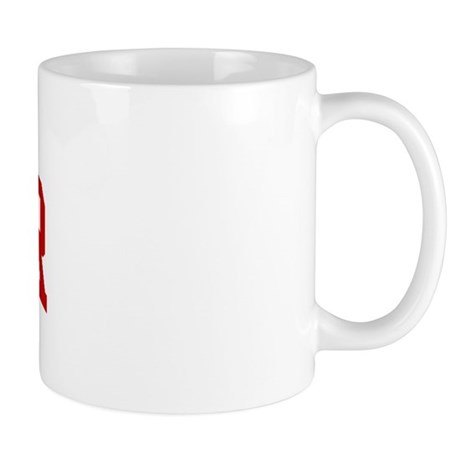 COOPER (red) Mug