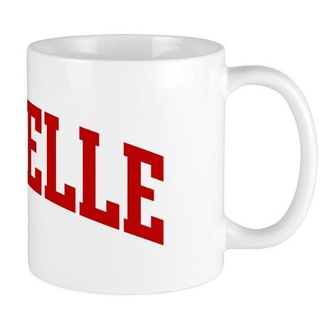 ANNABELLE (red) Mug