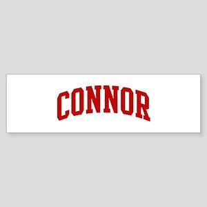 CONNOR (red) Bumper Sticker