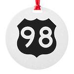 Hwy 98 Ornament