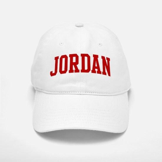 JORDAN (red) Baseball Baseball Cap