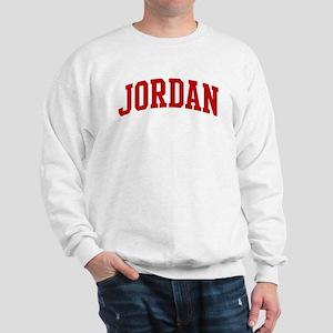 JORDAN (red) Sweatshirt