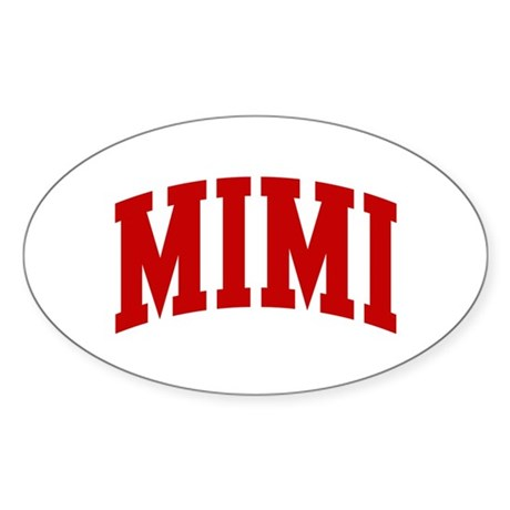 mimi and red