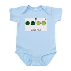 World Peas Infant Creeper