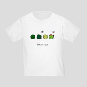 World Peas Toddler T-Shirt