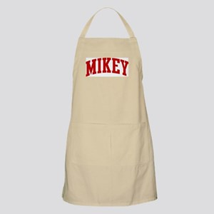 MIKEY (red) BBQ Apron