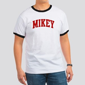 MIKEY (red) Ringer T