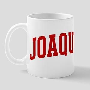 JOAQUIN (red) Mug