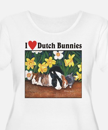 I love Dutch Bunnies T-Shirt