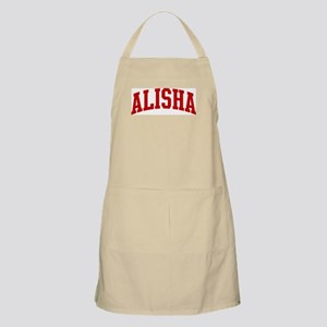 ALISHA (red) BBQ Apron