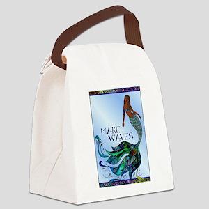 Yemaya Canvas Lunch Bag