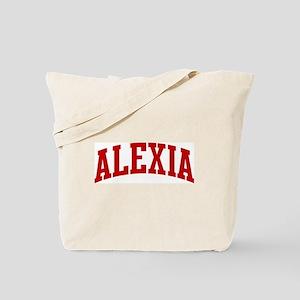 ALEXIA (red) Tote Bag