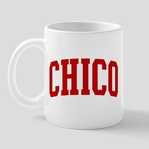 CHICO (red) Mug