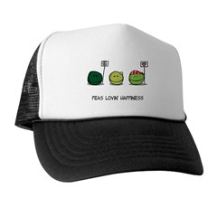 Peas Lovin' Happiness Trucker Hat