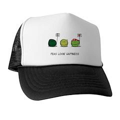 Peas Lovin' Happiness Trucker Hat