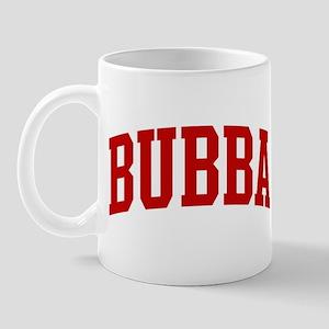 BUBBA (red) Mug