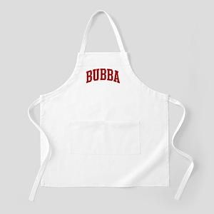 BUBBA (red) BBQ Apron